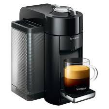 DeLonghi Nespresso Vertuo Coffee And Espresso Machine By Black