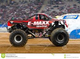 100 Truck Maxx E Monster Editorial Image Image Of American