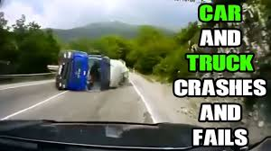 Car And Truck Crash And Fail Compilation - Car+Truck Crashes (August ... Euro Truck Simulator 2 Online Multiplayer Crashes Compilation 9 Funny Moments Crash M1 Motorway 9th November 2012 Youtube Fire Hit Headon In Tanker Truck Crashes At Boardman Intersection Car Crashes In America Usa 2018 83 1 Car Russian Accidents Road After Apparent Police Chase Southwest Detroit Best New Winter 2017 Hardest Trucks Accidents Terrible Truck Crash Compilation Driving Fails And Caught On