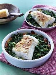 fisch gratin mit spinat rezept lecker spinat rezepte