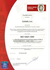 bureau veritas benin certifications ezarri