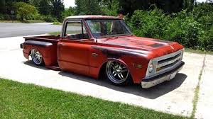 100 Bagged Chevy Trucks BAGGED C10 CHEVY RAT ROD SHOP TRUCK YouTube C10