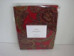 Pottery Barn Napoleon Chair Slipcover by Pottery Barn Chair Slipcover Ebay