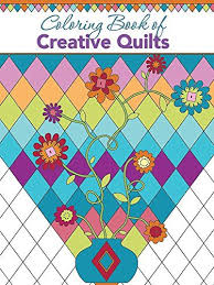 Coloring Book Of Creative Quilts By Landauer Publishing Amazon