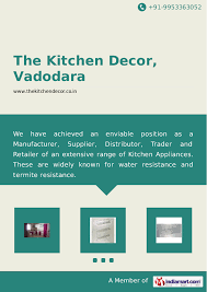 The Kitchen Decor Vadodara
