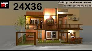 100 Dream House Interior Design 24 X 36 Home Design Made By Priya Soni On Build Your Dream House