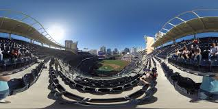 Petco Park Section J Seat View