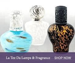 La Tee Da Lamps by La Tee Da Effusion Lamps La Tee Da Effusion And Fragrance Lamp Oil