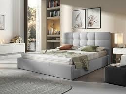 polsterbett wirio mit bettkasten und lattenrost aus holz doppelbett ehebett