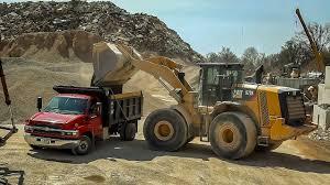 100 Single Axle Dump Truck Chevy Hauls Gravel HD YouTube