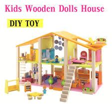 Costzon Dollhouse 28 Barbie Playhouse Cottage Set 3 Levels House