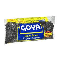 Goya Dry Black Beans Bag 16 OZ PrestoFresh Grocery Delivery