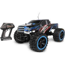 100 Rc Ford Truck Best Buy NKOK Mean Machines 4x4 F150 RC Monster Black 81025