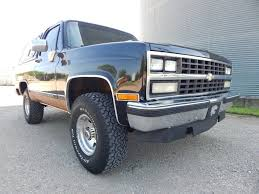 100 K5 Truck 1990ChevroletBlazer4 The Toy Shed S