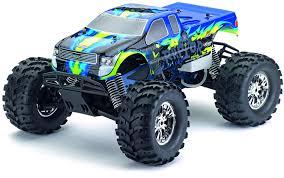 Carson 500204023 Raptor Monster Truck V25-2.4 GHz 1:8: Amazon.co.uk ...