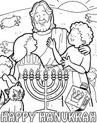 Sharing Jesus Coloring Page