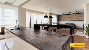 arbeitsplatten aus granit naturstein quarz und keramik