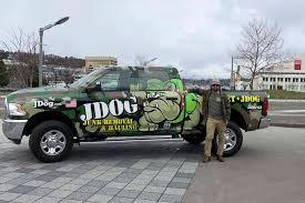 100 Junk Truck Veterans Removal Franchise Strives For Environmental