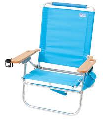 Rio Hi Boy Beach Chair With Canopy by Amazon Com Rio Brands Beach Bum Beach Chair Blue Sports