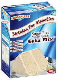Sugar Free Vanilla Sponge Cake Mix Buy Sugar Free Cake Mix