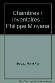 pia bureau chambres inventaires philippe minyana amazon co uk pia