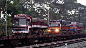 Loading Trucks On A Train | Konkan Railway's RORO Freight Train ... So You Want To Become A Trucker Huh Equipment Lock Transport Hyva Cporate Truck Mounted Cranes Trucks Loading Grain Twoomba Grain Storage Handling Semi Load Mulch Delivery Landscape Circle B Enterprises Liebherr L586 Wheelloader Loading Trucks Youtube Platforms For Unloading Archivi Ori Self Compress Side Garbage Hydraulic System Waste Amazoncom Bruder Toys Man Orange Firm Platform With Mdf Ends Or Sides Parrs Fileexcavator Sand Onto Truck In Jyvskyljpg