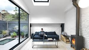 100 Mews House Design Threefold Architects Updates London Mews House With Monochrome