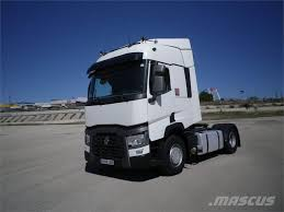 Renault T 460 Sleeper Cab_truck Tractor Units Year Of Mnftr: 2014 ...
