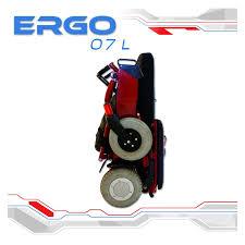 fauteuil tout terrain electrique fauteuil roulant électrique pliant ergo 07 l