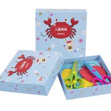 200pcs DIY Child Handmade Toys Paper Cutting Confetti Fun Educational Kindergarten Teaching Supplies With Scissors
