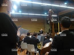 musique photos l orchestre de shangai en concert à dieuze