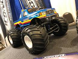 "JConcepts Shows Off New ""Golden Year"" Monster Truck Tires « Big ..."
