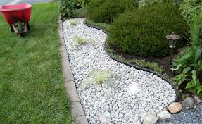 Landscaping Mulch River Pebble