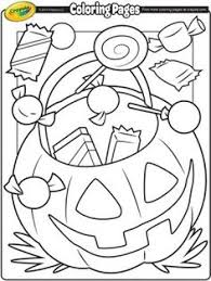 Free Printable Halloween Coloring Pages And Activity Sheets
