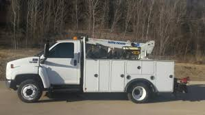 100 Service Truck With Crane For Sale Gmc 5500 Cars For Sale In Iowa