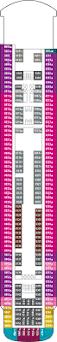 Norwegian Pearl Cabin Plans by Sky 10 Deck 460 R 09142011 Png