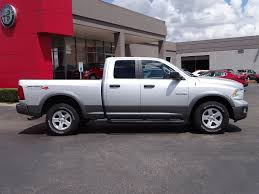 Pre-Owned 2010 Dodge Ram 1500 TRX Crew Cab Pickup In Austin ...