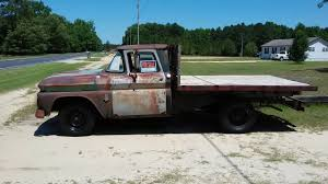 100 1963 Chevy Truck For Sale Chevrolet C 20 Flatbed 3 On Column YouTube