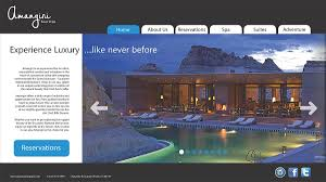 100 Amangiri Resorts Resort Rebrand On Behance