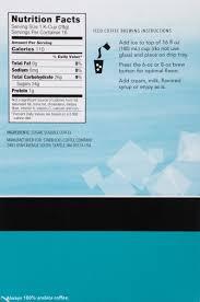 StarbucksR Sweetened Iced Coffee K CupR 16 Ct Box