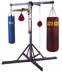 Everlast Heavy Bag Ceiling Mount by Balazs Boxing Online Gear Universal Boxing Stands Ubs4