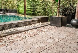 Natural Stone Terrace Tile