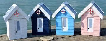Beach Hut Themed Bathroom Accessories by Beach Huts And Beach Hut Accessories In The Uk Coastal Decor