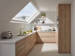 küche mit dachschräge planen tipps für einbauküchen im