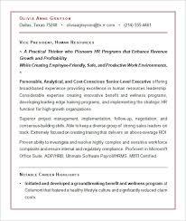 Senior Executive Resume Template 10 Templates Pdf Doc Free Premium