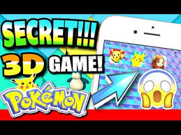 How To Play Pokemon on iPhone iPad iPod Touch SECRET 3D