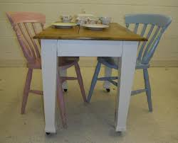 Shabby Chic Dining Room Table by Outstanding Shabby Chic Kitchen Tables Kitchen Ideas