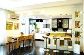 Kitchen And Dining Room Ideas Small Design Decor