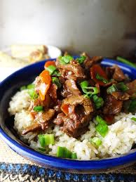 Slow Cooker Mongolian Beef Recipe From The Cheerful Kitchen This Easy Dinner Will Be A