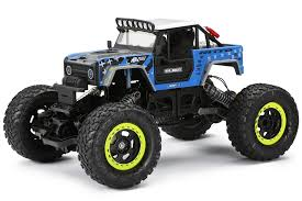 100 New Bright Rc Truck RC Vaughn Gittin Jr Bronco 4X4 USB Rock Crawler